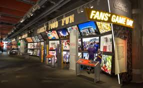 fil a fan experience fil a college football hall of fame things to do in atlanta ga