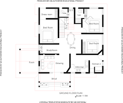 Ground And First Floor Plans by 2017 House Renovation In Kerala Kerala Home Design And Floor Plans