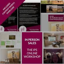 online workshop in person sales u2014 fraim