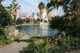 Los Angeles Gangs Map Territory macarthur park wikipedia