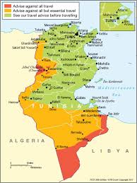 Where Is Brussels Belgium On A Map Tunisia Travel Advice Gov Uk