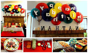 birthday party decorations ideas at home birthday party decorations ideas at home this watermelon party is