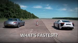 lexus lfa recall lexus lfa vs mercedes sls supercar drag race teaser by www