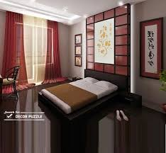 Japanese Style Bedroom Design Lovely Japanese Style Bedroom Design Ideas Curtains