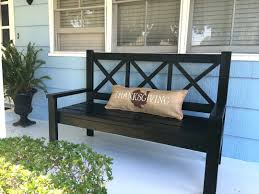 small bench for outdoors storage bench seat for porch rustic bench