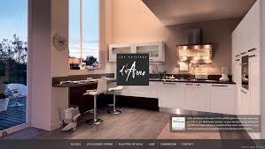 cuisines lyon création du site web les cuisines d arno à lyon création de site
