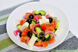 Garden Vegetable Salad by 3 Ways To Make Vegetable Salad Wikihow