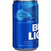 bud light can oz bud light beer 6 pack 8 fl oz can walmart com