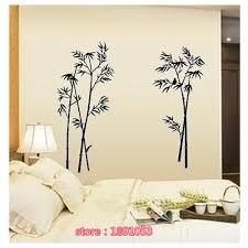 popular black bamboo furniture buy cheap black bamboo furniture black bamboo pattern wall stickers living room bedroom children s room sofa marriage room tv background decorative