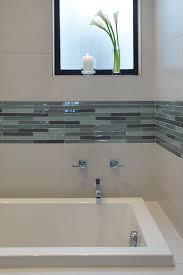 Custom Tile Work With Wet Room Bathroom Contemporary And Modern - Bathroom tile work 2