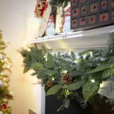 best battery operated garland with lights