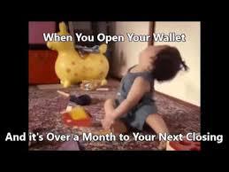 Meme Wallet - when you open your wallet youtube
