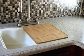 Kitchen Sink Covers Cover For Kitchen Sink Wooden Sink Cover X Wide Bamboo Board