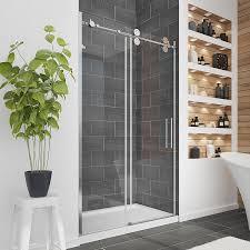 frameless sliding glass shower doors l25 about remodel modern home