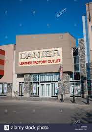 danier leather outlet a danier leather factory outlet store at south edmonton common in