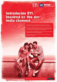 kotak mahindra bank launches digital bank accounts called 811