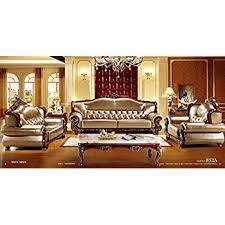 amazon com roundhill furniture san marino 2 tone fabric sofa