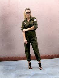 top gun jumpsuit maegan tintari boys flight suit jumpsuit guess heels raybans