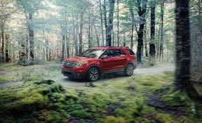 ford explorer package ford adds appearance package minor updates to 2015 explorer