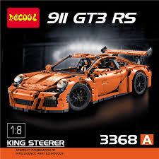 technic porsche 911 gt3 rs technic porsche 911 gt3 rs 42056 decool 3368 alibricks
