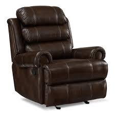 Nursery Rocker Recliner Furniture Elegant Leather Rocker Recliner Ideas Best Tips For