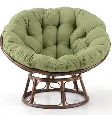 pier 1 imports green papasan chair ebth