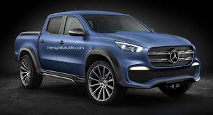 mercedes work truck mercedes x class looks set to rule the work site
