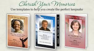create funeral programs obituary template sle obituary programs