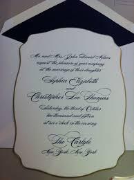 formal wedding invitations selecting the wedding invitations maureen h
