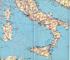 Calabria Italy Map by Travel And Holidays To South Italy Village Villa Brazzano