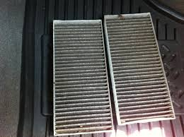 nissan armada air filter question about air conditioners hissing not as cold as original