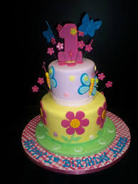 girls first birthday cakes pink zebra stripe birthday cake hello