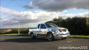chrome nissan chrome nissan navara drive by u0027s youtube