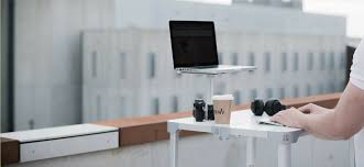 Standing At Your Desk Vs Sitting by Zestdesk Zestdesk Portable Standing Desk Adjustable U0026 Beautiful