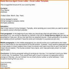 guest services cover letter 28 images customer service