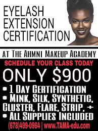 make up classes in atlanta ga 8 best last certification classes of 2015 get certified images