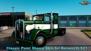 old kenworth trucks kenworth page 2 american truck simulator mods ats mods