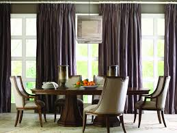 upholstered chairs for dining room dining room mirror ideas on wall decor glass table and white