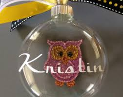volleyball ornament with name personalized volleyball