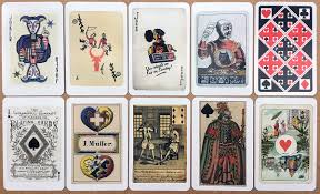international playing card society publications