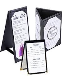 table tent sign holders table tent sign holders clear acrylic displays for restaurants