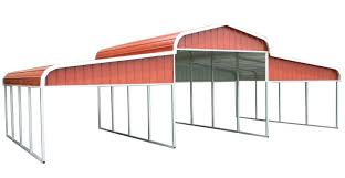 Small Metal Barns Carports Carport Kit Storage Buildings Metal Buildings Small