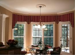 cornice window treatment bay window bay window treatment ideas