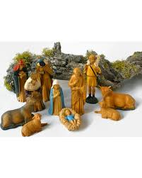 check out these deals on nativity set figures lot of 11