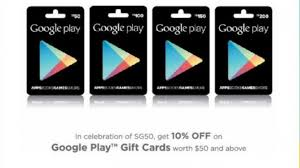 10 play gift card get 10 on play gift cards worth s 50 and above