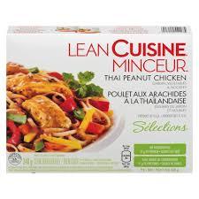 cuisine minceur lean cuisine minceur poulet sauce arachide 248 g marché nuvo