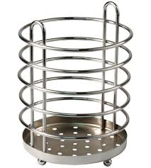 Kitchen Utensil Organizers Kitchen Utensil And Silverware Holders Organize It
