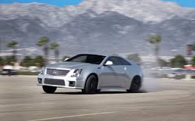 2011 cadillac cts v 2011 cadillac cts v coupe test motor trend