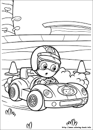 bubble guppies coloring pages google coloring book