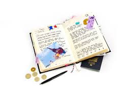 travel diary images My travel journal content gallery a giant diary for a lifetime jpg